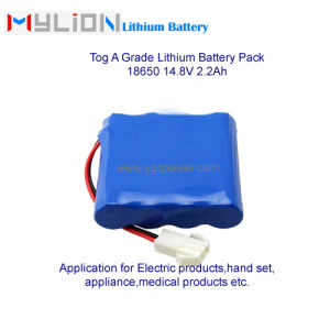 Hight Quality Lithium Battery for Handleset GPS etc.
