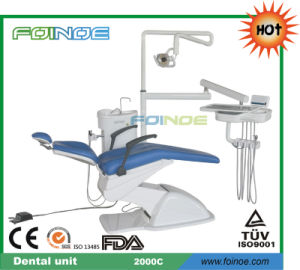 2000c Hot Selling CE and FDA Approved Electric Dental Chair pictures & photos