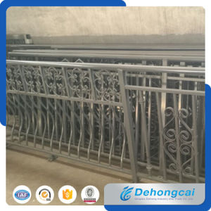 Decorative Ornamental Security Practical Muitifunctional Iron Fences pictures & photos