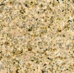 G682 Padang Yellow Granite Floor Tiles pictures & photos