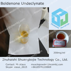 Boldenone Undecylenate Equipoise 300mg/Ml Discreet Package