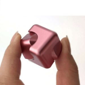 Factory New Style Fidget Square Spinner Hand Cube Hand Spinner pictures & photos