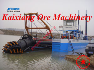 Large Sand-Excavating Dredger pictures & photos