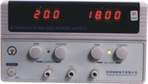 JC1820A High DC Power Supply pictures & photos