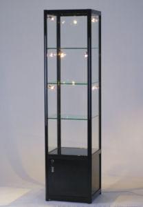 China 2015 New Modern Glass Display Cabinet - China Showcase ...