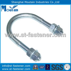 Carbon Steel Zinc Plated U Bolts