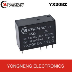 Power Relay - YX208Z-DM/LM (16A)