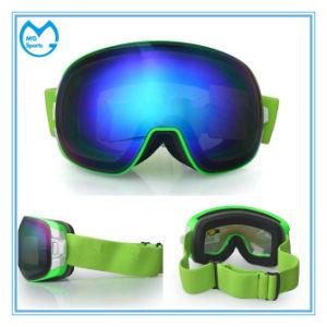Fashion Interchangeable PC Lens Ski Helmet Compatible Snow Glasses pictures & photos