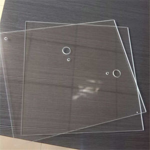 High Borosilicate Heat Resistant Glass pictures & photos