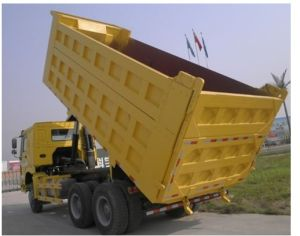 Sinotruk HOWO 8x4 371HP Mining Dump/Tipper Truck pictures & photos