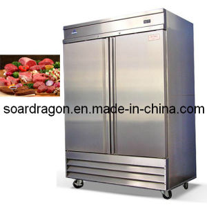 Upright Kitchen Freezer (-18 degree C) (CFD-2FF) pictures & photos