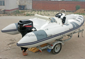 Dinghy Inflatable Rescue Boat Price Rib 420 Ce pictures & photos