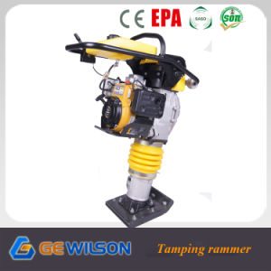 Tamping Rammer in Construction Equipment pictures & photos