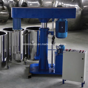 Basket Sand Mill for Ink, Paint, Dye, Coating pictures & photos