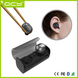Q29 Mobile Earphone with Mic, Mini Bluetooth Headset, Apple Earpods pictures & photos