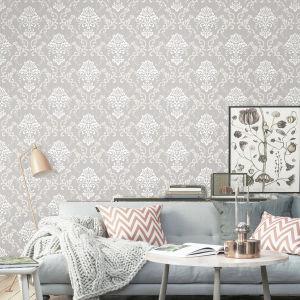 Decorative Base Paper Rolls, Atural Wallpaper, Home Decor (GF10806) pictures & photos