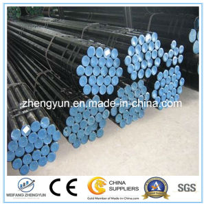 ISO9001 Certificated Seamless Steel Tube pictures & photos