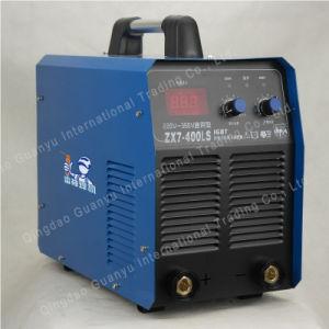MMA-400LS Dual Power Inverter Manual DC Arc Welding Machine