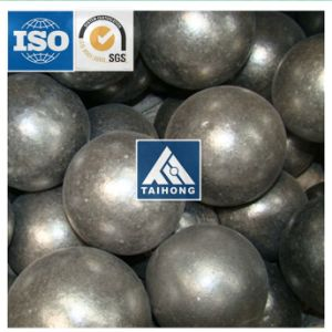 60mm Cast Steel Grinding Balls by Taihong pictures & photos