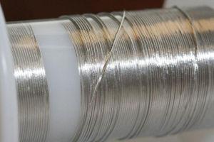 Indium Wire (99.995%)