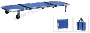 Portable Collapsible Pole Emergency Folding Stretcher (NF-F5)