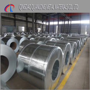 Factory Price Dx51d Half Hard Zinc Coated Gi Steel Coil pictures & photos