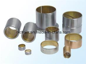 Bi-Metal Bushing (Alloy material AlSn20Cu) pictures & photos