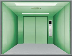 Fjzy-High Quality and Safety Freight Elevator Fjh-16002 pictures & photos