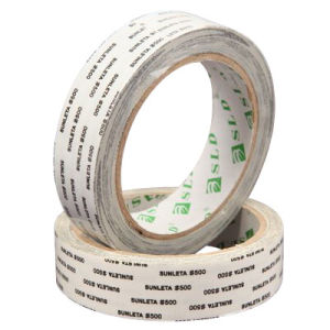 Double Sided Nameplate Tape