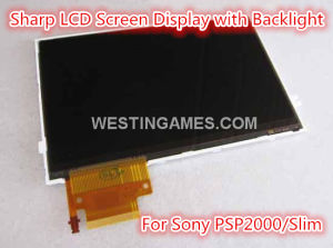 LCD Screen with Backlight for Sony PSP2000 (WRPP2023)