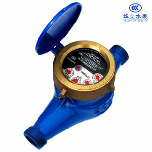 High Sensitivity Water Meter (LXS-15E~LXS-20E) pictures & photos