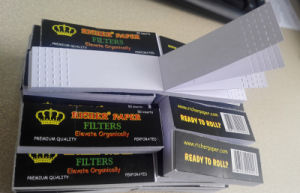 Filters Tips for Rolling Paper 50 Inserts pictures & photos