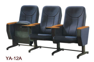 Auditorium Chair with Movable Leg (YA-12A) pictures & photos