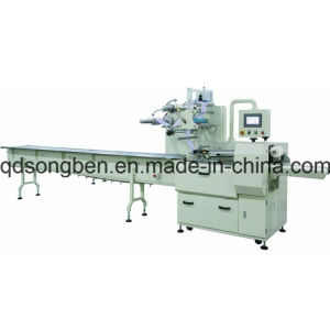 Cookies Packaging Machine with Auto Feeder pictures & photos