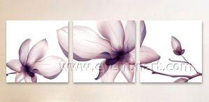 High Quality Handmade Oil Painting of Flower (Fl3-206) pictures & photos