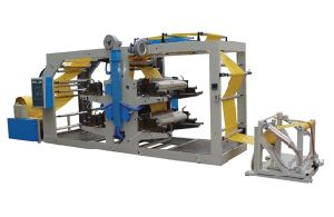 Flexo Printing Machine for PP Woven Fabric (YF-RY) pictures & photos