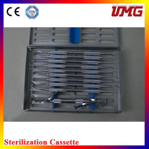Stainless Dental Instrument Tray for Sale pictures & photos
