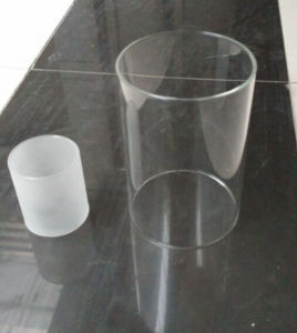 Heat Resistant Borosilicate (pyrex) Glass Lamp Tube pictures & photos