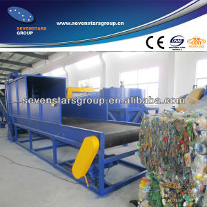 Plastic Pet Bottle Washing Machine Line Equipment pictures & photos