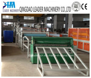 PVC Plastic Sheet/Plate Extruder Machine Extrusion Production Line pictures & photos
