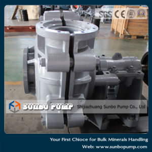 High Quality Single Stage Ah Series Centrifugal Slurry Pump Price pictures & photos