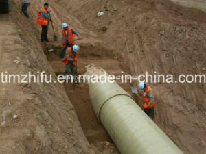 Quality Fiberglass Pipe, Reliable Design and Service pictures & photos