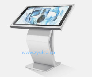 42 Inch HD Touch Screen Kiosk, LCD Display, Touch Screen, Smart Info Table, Multi Touch for Commercial Meeting