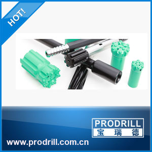 T38 T45 T51 Speed Extension Rods for Hole Drilling pictures & photos