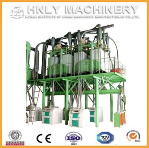 Compact Corn Flour Mill (50-160T/D) pictures & photos
