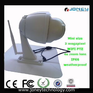 New Fashion 2MP 1080P Outdoor Cloud IR PTZ WiFi IP Camera pictures & photos
