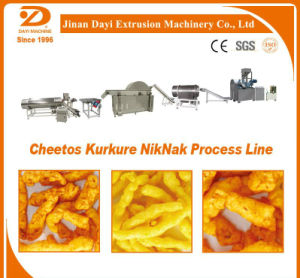 Kurkure&Cheetos&Niks Extruder/Cheetos Making Machine pictures & photos
