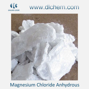 White Powder/Flake/Block Magnesium Chloride Anhydrous pictures & photos