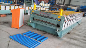 Dx Double Layer Roll Forming Machine for Roof pictures & photos
