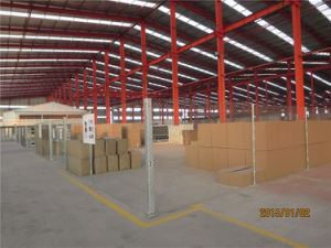 High Performance Construction Design Prefab Steel Structure Warehouse pictures & photos